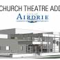 Bert Church Theatre Addition